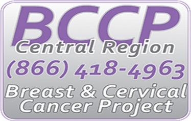 BCCP - Breast and Cervical Cancer Project logo