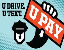 U text U drive U pay image