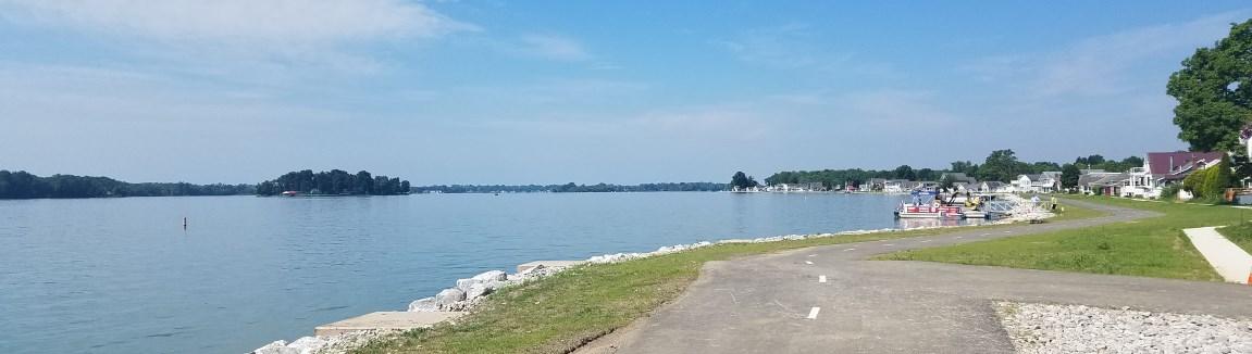 Buckeye Lake Trail