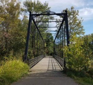 Newark Trails Cherry Valley Bridge