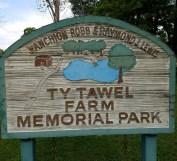 Fanchion-Lewis Park and Ty Tawel Memorial Farm
