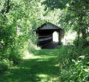 Hebron Trails Covered Bridge