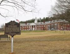 Licking County Tuberculosis Sanatorium historical marker photo