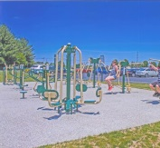 Newark Fitness City Parks and Rec