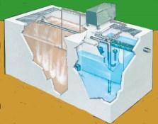 Semi-public sewage treatmenht system inspection program