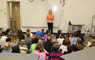 3rd Grade Health and Wellness Program
