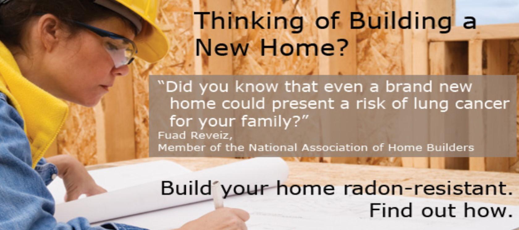 Radon Resistant Home Image