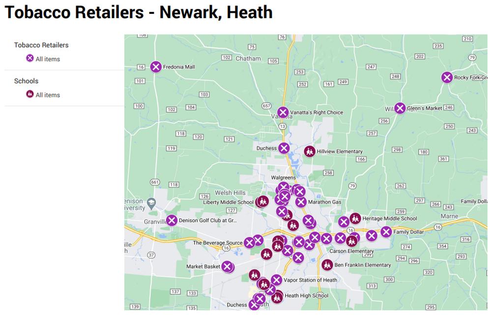 retail density